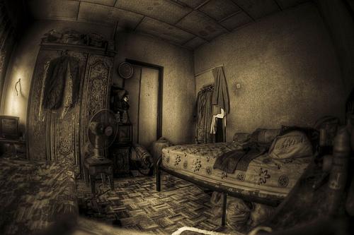 The Dark Dark Room Book